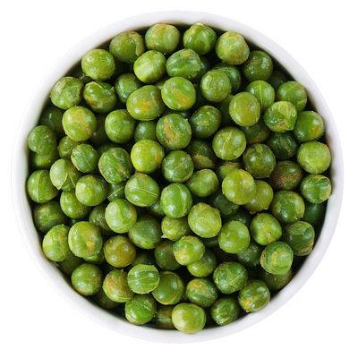 【特价4斤】蒜香青豆美国青豌豆小包装休闲零食坚果炒货香辣5包