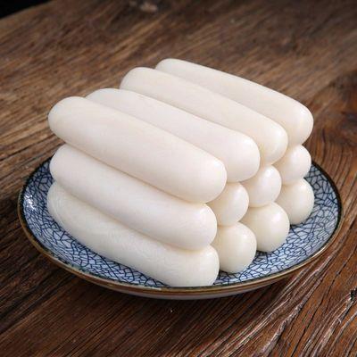 热卖舌尖上的中国正宗宁波手工水磨年糕真空包装宁波特产水磨多规