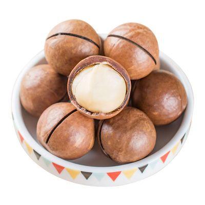 热卖【送开口器】新货夏威夷果坚果炒货产含罐装500g100克250克包