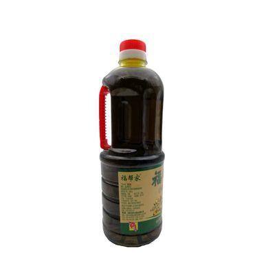 福帮家纯正菜籽油900ML瓶装菜籽油小瓶装菜籽油