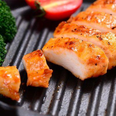 即食鸡胸肉健身鸡胸肉鸡肉代餐高蛋白低脂开袋 低脂卡零食鸡脯肉