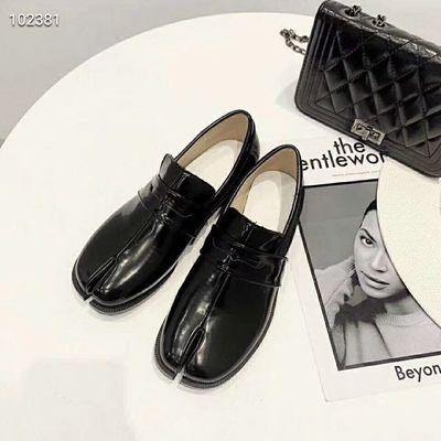真皮皮鞋/分趾鞋时尚学院风清新女鞋正品断码清货