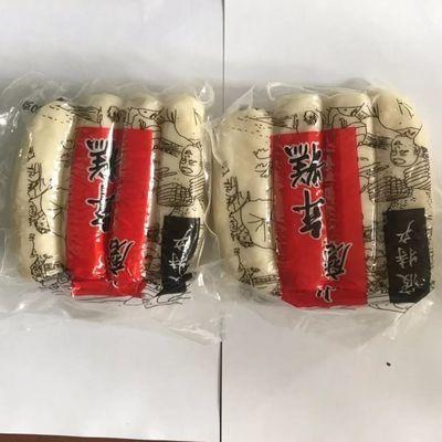 热卖舌尖上的中国正宗宁波特产手工农家水磨年糕真空包装韩式年糕