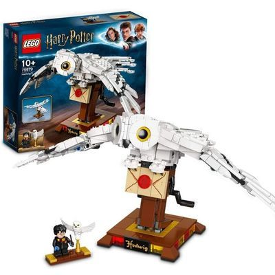 LEGO乐高75979哈利波特系列海德威男孩女孩拼插积木益智玩具礼物【7月5日发完】