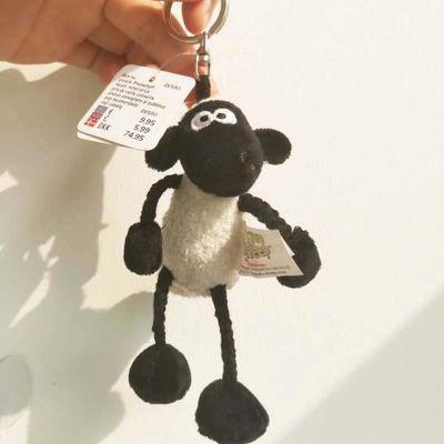 包邮可爱钥匙扣钥匙圈手机链挂件毛绒玩具包包挂件礼品公仔玩偶