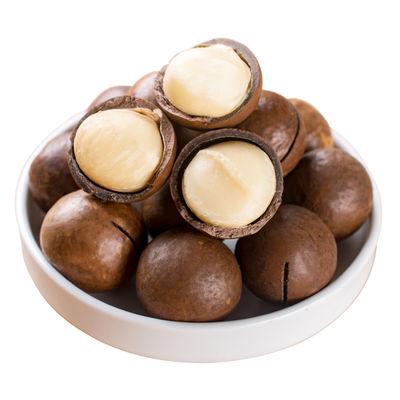 送开口器薄壳夏威夷果奶油味袋装250/500g坚果干果零食大礼包批发