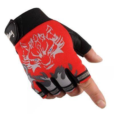 半指手套男海豹战术女骑行户外运动健身训练搏击格斗防滑战术手套