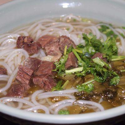 【热销】五送一 正宗六盘水水城羊肉粉贵州特产小吃 米粉线 非遵