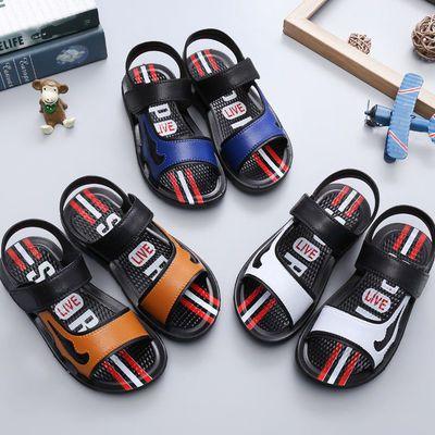 2020夏季新款儿童凉鞋男女童鞋中大童学生沙滩鞋软底宝宝儿童鞋子