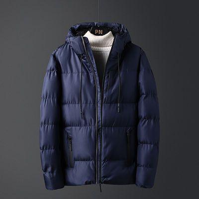 棉衣男2019冬季新款帅气短款棉服韩版修身潮流男装棉袄外套