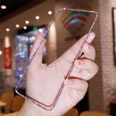 2020新款精品vivox27钢化膜x21彩钻手机膜水钻潮女抗蓝光护眼x23