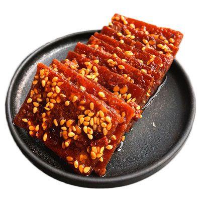 【热销】猪肉脯 四川 麻辣猪肉脯猪肉片猪肉干独立小包装100g休闲