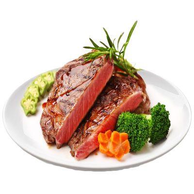 【热销】LD 菲力牛排套餐100g*6份装 新鲜生牛排 送精美刀叉酱