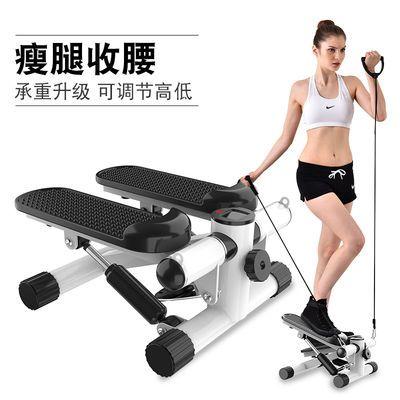 踏步机 家用女减肥机免安装静音多功能瘦腰机瘦腿登山机 健身器材