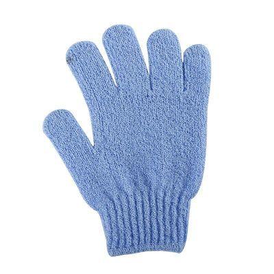 (5只装)搓澡巾手套五指成人洗澡沐浴神器后背澡巾擦搓背磨砂搓灰