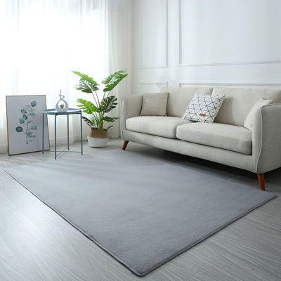加厚地毯客厅茶几地垫地毯卧室ins床边地毯房间满铺地毯大面积
