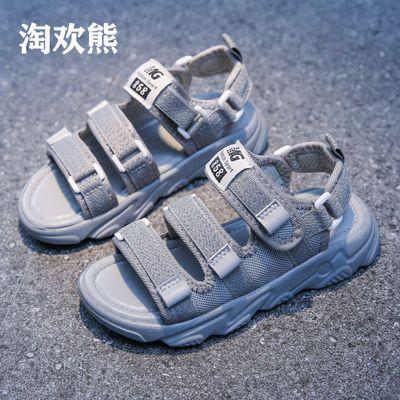 男童凉鞋2020新款中大童小童小孩男孩凉鞋防滑软底儿童凉鞋男女童