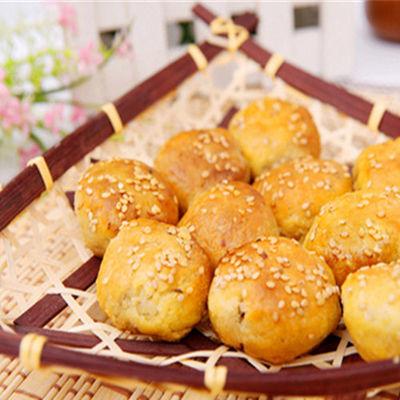 【热卖】舌尖上美味浙江特产德辉梅干菜肉烧饼酥饼60个份10g/个买