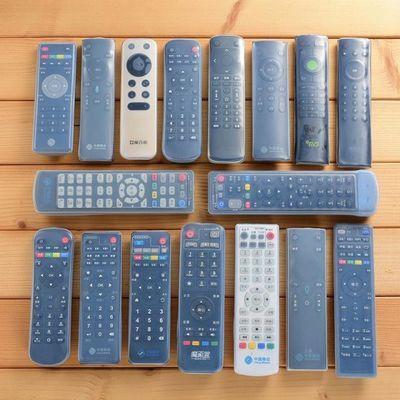 中国移动电视遥控器套保护套网络机顶盒子魔百和盒咪咕m101防尘罩