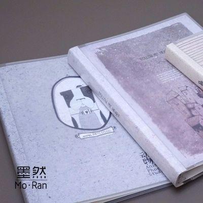 本木B5活页本夹错题网格横线英语康奈尔学生手帐笔记本子可定制