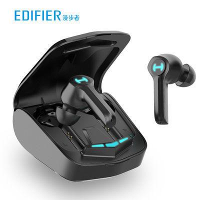 2020新款精品漫步者GM4真无线蓝牙耳机双耳塞5.0入耳式低延迟音乐