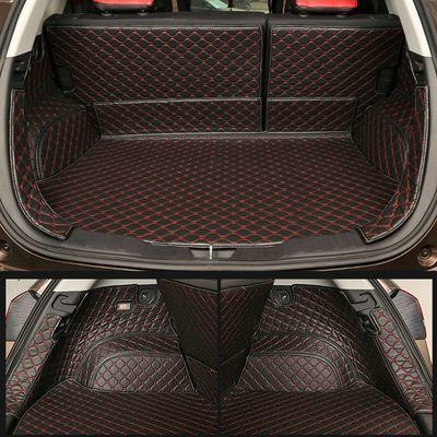 11-20款哈弗H6汽车专车专用全包围后备箱垫 H6酷派哈弗M6尾仓垫子