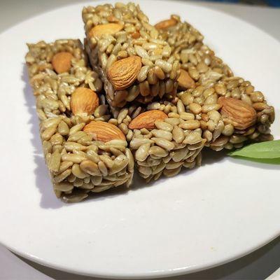 【独立包装】巴旦木瓜子仁混合搭配60包30包瓜子酥 坚果酥 杏仁酥