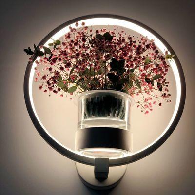壁灯卧室床头灯欧式客厅电视墙走廊楼梯过道书房简约led阳台壁灯