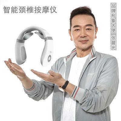 颈椎按摩器颈部按摩仪家用电动智能热敷脖子多功能肩颈理疗护颈仪