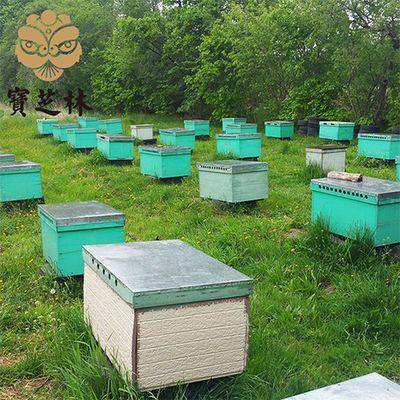 热卖宝芝林正品正宗蜂蜜 野生椴树蜂巢蜜230g 精品盒装纯正天然成