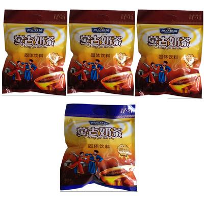 世纪牧场蒙古奶茶粉400克内蒙古奶茶甜味咸味(内装20小袋)包邮