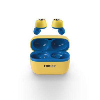 """漫步者(EDIFIER)W3""""小黄人"""" 真无线蓝牙耳机 运动手机耳机"""