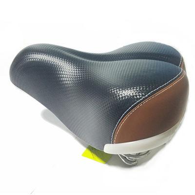 电动车鞍座 锂电自行车坐垫加大加宽加厚防水皮座垫座包座椅座子