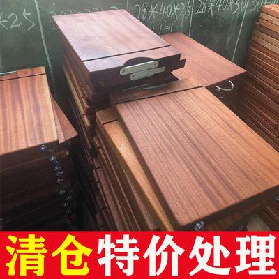乌檀木菜板实木砧板家用整木案板防霉抗菌菜板厨房案板瑕疵品半价