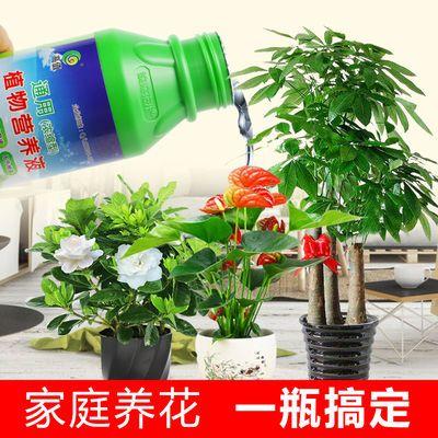 植物通用花卉营养液一喷绿生根液营养土盆栽叶面肥多肉绿萝营养液