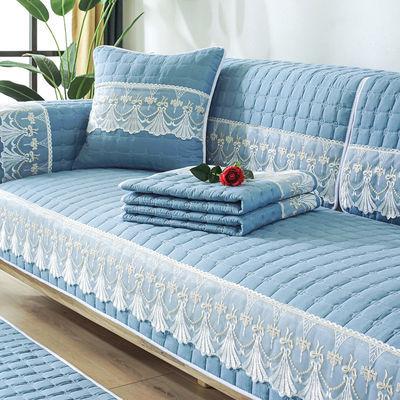 沙发垫四季通用防滑坐垫北欧简约沙发套全包万能靠背套罩一套盖布