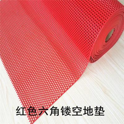 pvc加厚浴室厨房卫生间塑胶塑料镂空防滑地垫子地毯进门门口门垫