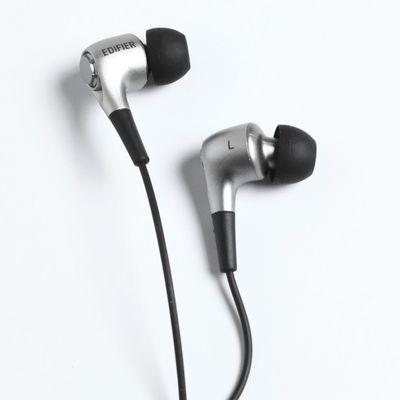 Edifier/漫步者 H230P手机耳机入耳式重低音线控通用音乐耳塞带麦