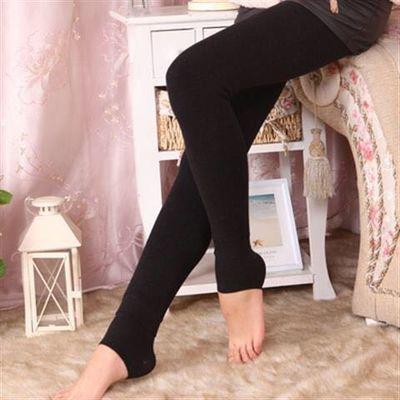 孕妇春秋裤袜秋冬打底踩脚裤加绒加厚无缝调节带托腹护宫保暖裤