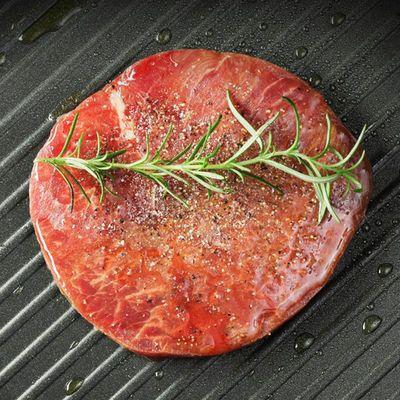 整切调理牛排肉菲力新鲜家庭儿童套餐黑胡椒团购10片2斤