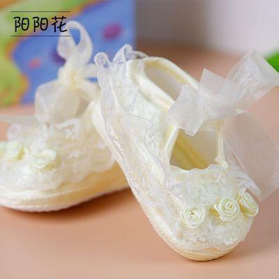 【清仓处理】新生儿女宝宝鞋春夏秋季学步鞋3-5-7-9-12个月婴儿鞋