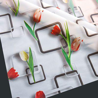 PEVA桌布防水防油防烫餐桌布免洗茶几餐桌家用长方形方桌子垫台布