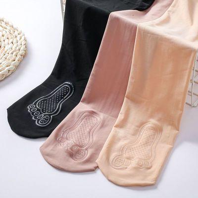 钢丝袜春夏防滑连裤袜 防勾丝薄款丝袜肉色打底袜子光腿神器女