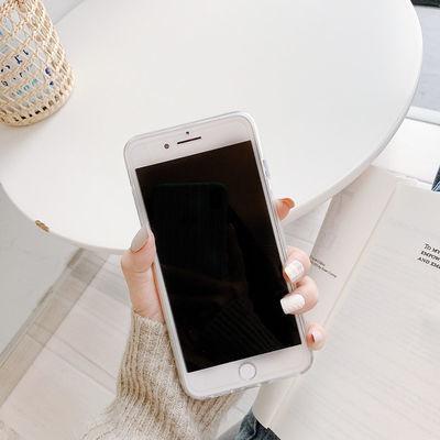 Lisa同款红米note8/5/4x/k20手机壳小米10/cc9/8/6x透明苹果5/6s