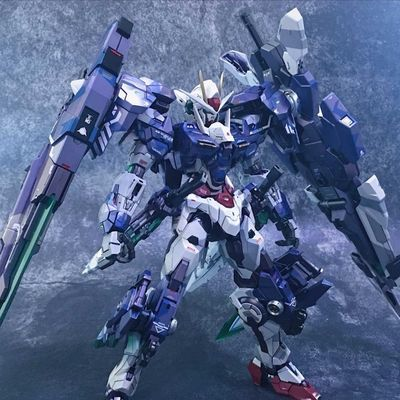特价高达模型强袭自由异端飞翼命运七剑座天使00R沙扎比玩具礼物