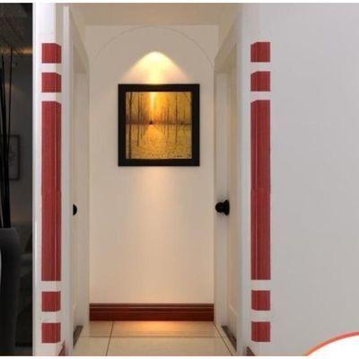 墙边条保护条包边装饰墙布护角线卡条包角条桌面家具实木高护