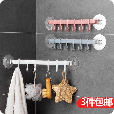 创意家居卫生间厨房用品用具小百货店挂架居家神器日常生活日用品