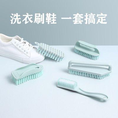 鞋刷子硬毛洗鞋刷子刷鞋子刷鞋刷硬毛刷鞋刷子洗衣刷子家用硬毛