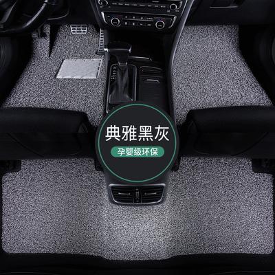 比亚迪f3车脚垫f0汽车宋e2秦pro唐二代e5手动挡l3速锐元ev535专用