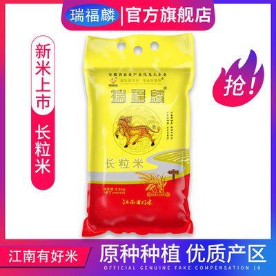 19年新米长粒香米江南大米真空2斤5斤10斤装农家稻香籼米批发包邮